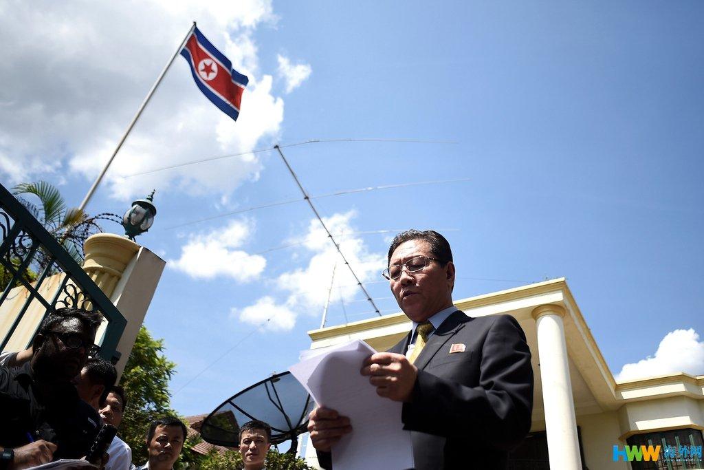"""朝鲜否认金正男案涉毒物 要求释放""""无辜""""嫌犯"""