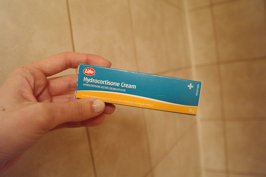 Hydrocortison-Cream
