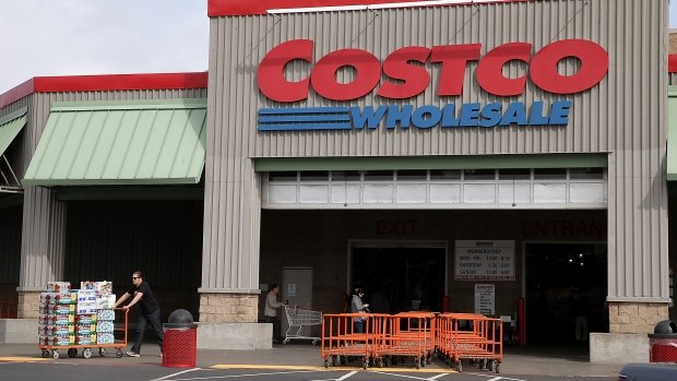 Costco will hike its annual membership fees this summer. (Justin Sullivan/Getty Images)