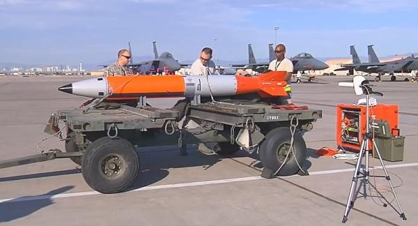 """美国""""核重建""""拟研发新核炸弹,方便常规战争中使用"""