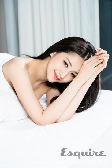 """蓝燕登台湾杂志被封""""奇女子"""" 却想当花瓶"""