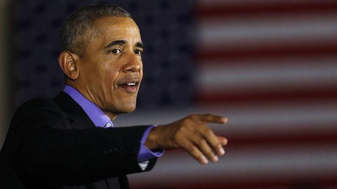 """奥巴马收获新""""工作"""" 每天收入17美元"""