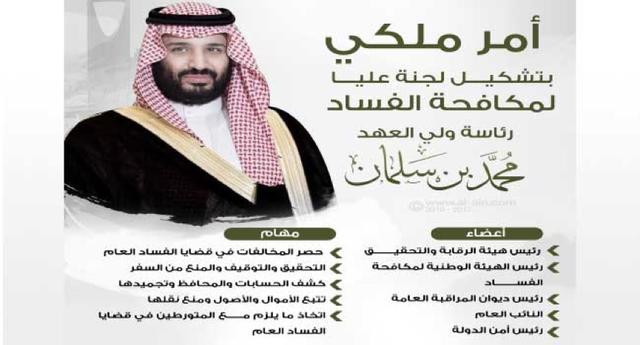"""平民组成的沙特""""纪委"""" 打掉了王室的大老虎"""