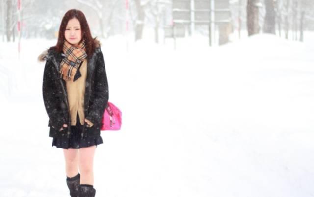 日本人从小雪地打滚不用穿秋裤?真相令人哭笑不得