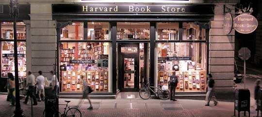 哈佛书店:求知圣地都不支持独立书店,还有谁能呢?