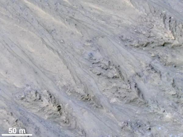 NASA发现的火星存液态水证据,被地质学家否定了