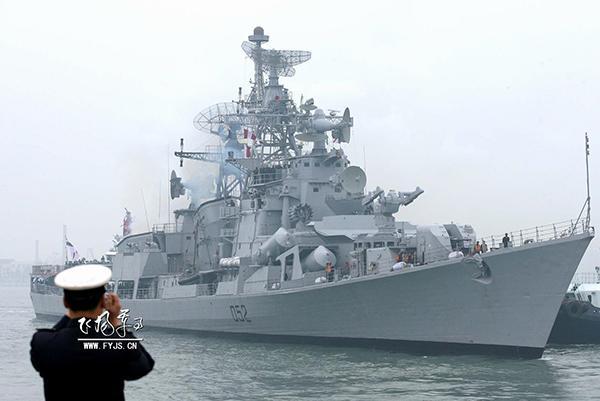 """印海军欲扩大监控范围,美印""""联合巡航""""靠谱不?"""
