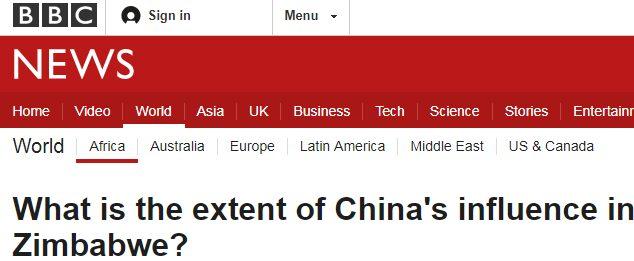 """原来每一口""""中华烟"""",都有津巴布韦的味道"""