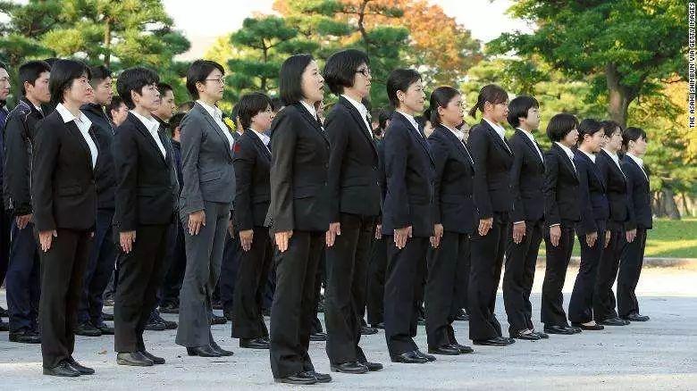 """特朗普访日 日方组建女警队为第一夫人""""定制安保"""""""