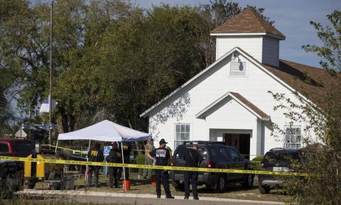 美国教堂枪击案凶手身份确定 26岁曾在美空军服役