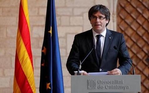 加泰前主席及4名官员已被比利时有条件释放