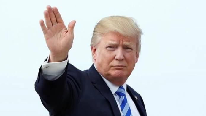 特朗普明日访华 都哪些人随行?