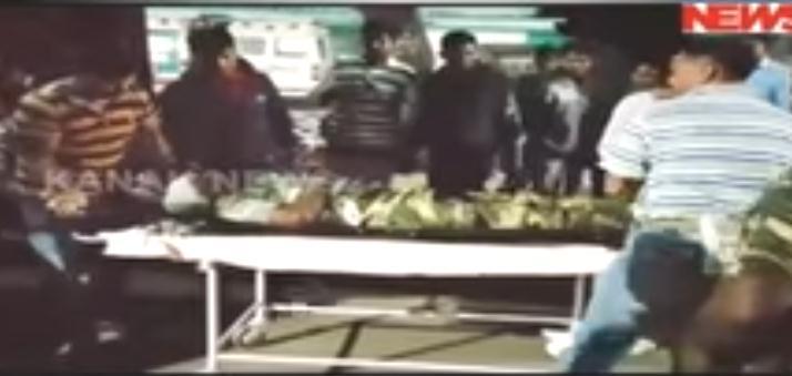印度军营爆枪击!一士兵持AK-47扫射战友致4死1伤