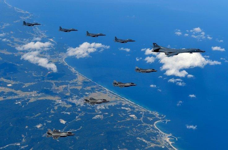 """韩国也想打造""""航母"""" 最新两栖攻击舰或引进F-35B"""