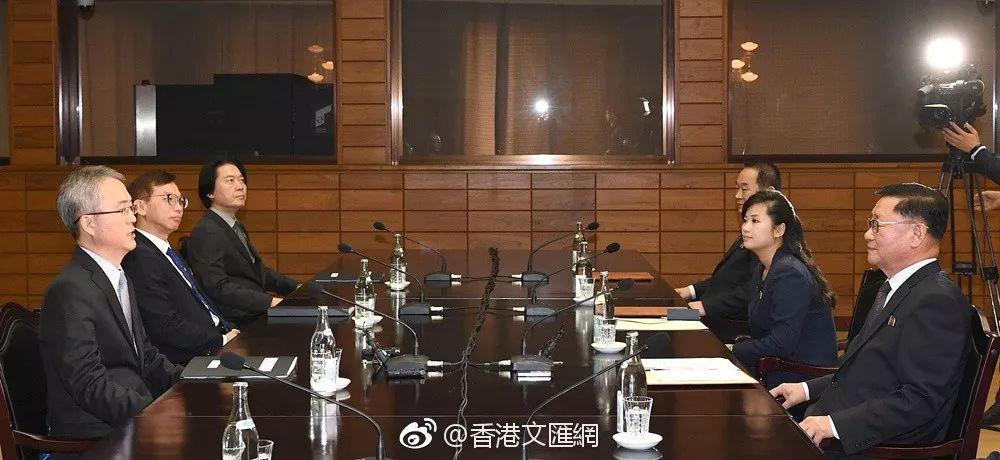 """早被""""处决""""的朝鲜最红偶像突然站在了韩国人面前"""